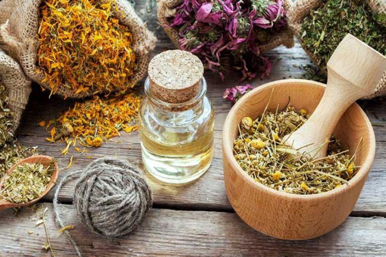 Nhất Nam Định Tâm Khang có nguồn gốc từ thảo dược tự nhiên quý hiếm