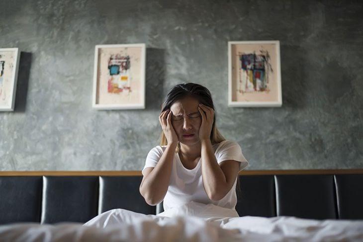 Mất ngủ cảnh báo nhiều căn bệnh nguy hiểm