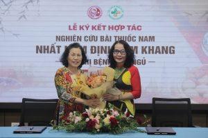 Viện Nghiên cứu & Phát triển Y dược cổ truyền dân tộc hợp tác với Nhất Nam Y Viện: Đưa tinh hoa YHCT Thái Y Viện đến với người Việt