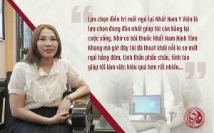 Nhất Nam Định Tâm Khang phù hợp cho cả những đối tượng là phụ nữ sau sinh