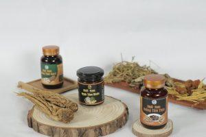 Bài thuốc Nhất Nam Định Tâm Hoàn kết hợp với các bài thuốc nhỏ trong bộ sản phẩm chữa mất ngủ