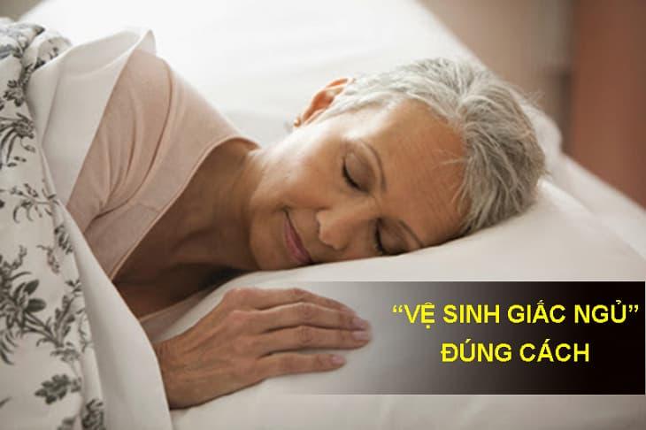 Chăm sóc giấc ngủ đúng cách để bảo vệ sức khỏe
