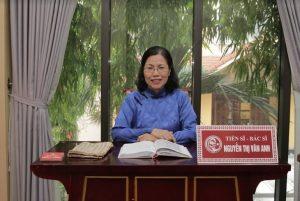 Tiến sĩ - Bác sĩ CKII Nguyễn Thị Vân Anh - Vị bác sĩ YHCT tận tâm trong nghiên cứu, hết lòng vì người bệnh