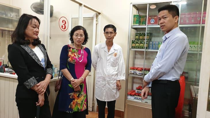 Đội ngũ nghiên cứu đã gặp nhiều khó khăn trong quá trình tìm kiếm bài thuốc quý